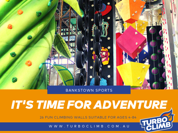 Climb your way to UNLIMITED FUN! 26 of the most challenging, fun and exciting climbing walls you will ever experience!